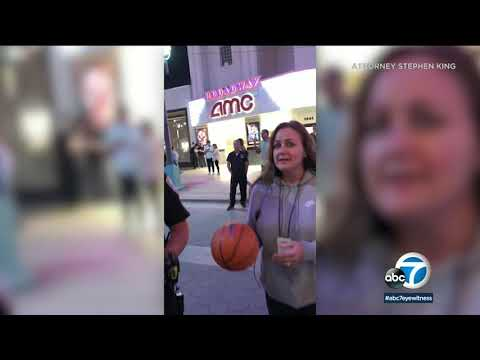 Family Claims Racial Profiling After Accusations Of Stealing From Santa Monica Nike Store   ABC7