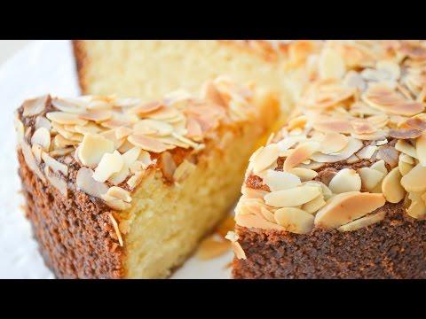 Tarta de Ricota y Almendras ✩ Torta sin harina || Tan Dulce