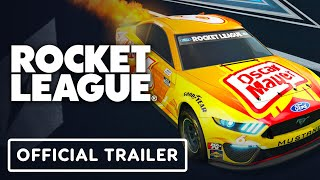 Rocket League - Official NASCAR 2021 Trailer