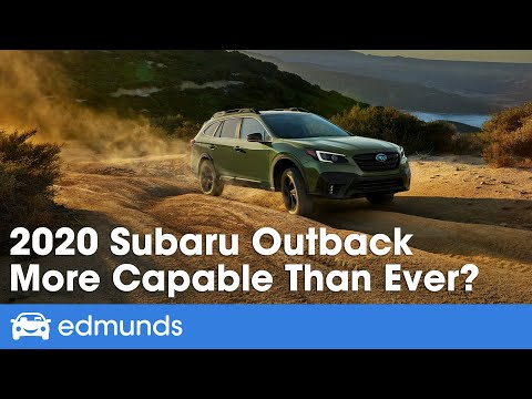 2020 Subaru Outback Prices Reviews And Pictures Edmunds