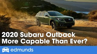 2020 Subaru Outback Test Drive Review — More Capable Than Ever?