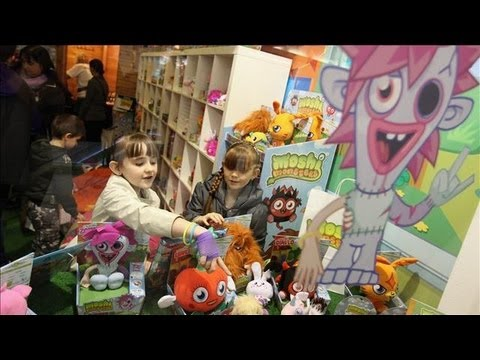 Davos 2013: Digital Distribution - Moshi Monsters Founder Weighs In