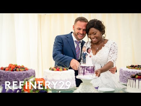I Kept My African Traditions In My English Wedding | World Wide Wed | Refinery29