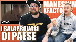 Måneskin - Morirò da re | REACTION | ARCADE BOYZ 2018