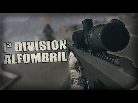 ¡PRIMERA DIVISION ALFOMBRIL!