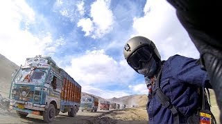 GoPro: Highest Road In The World