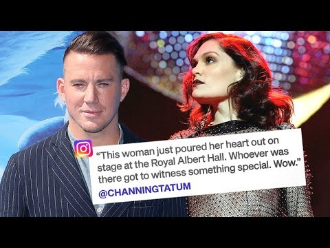 Channing Tatum Makes It Instagram Official With Girlfriend Jessie J Mp3