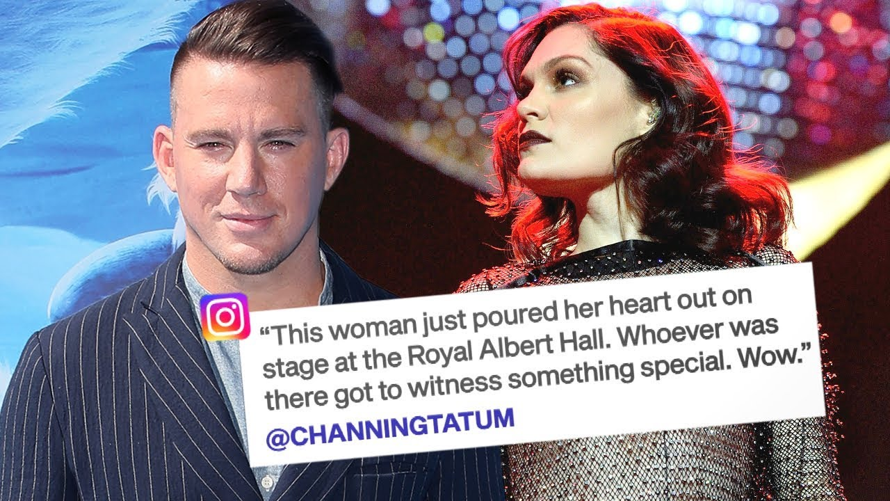 Channing Tatum Just Made His Relationship With Jessie J Instagram Official
