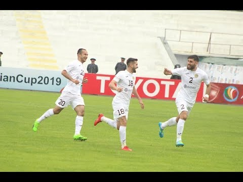 FC Alay 2-3 FC Istiklol (AFC Cup 2018: Group Stage)