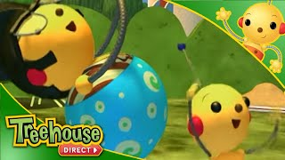 Rolie Polie Olie - Throw It In Gear / A Tooth For A Tooth / Polie Collectibles - Ep. 28