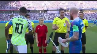 Nigeria vs Iceland 2 0 all goals and highlights HD
