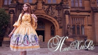 Haenuli Fashion Film IV: Beauty and the Beast