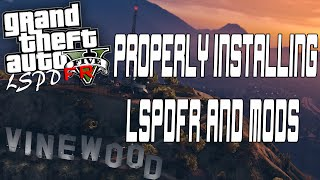 How To Install LSPDFR and Mods - Simple and Easy