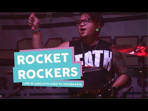 [HD] Rocket Rockers - Masih Banyak Hati Yang Menunggu (Live at JakCloth Goes to Yogyakarta)