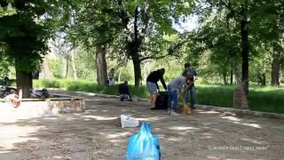 Парк Пушкина 16 05 2015  Никополь(Парк Пушкина 16.05.2015. Никополь