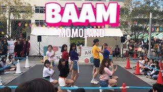 20181103 MOMOLAND 모모랜드 BAAM by K-POP COVER DANCE Mercie