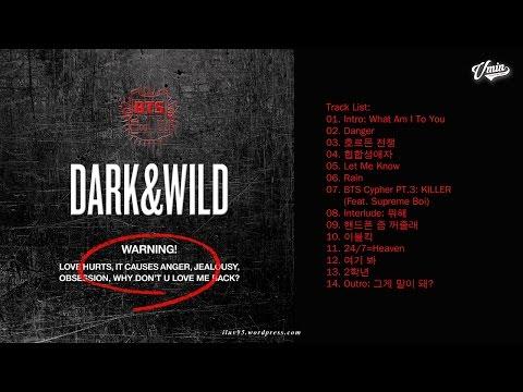 [FULL ALBUM] BTS - DARK & WILD