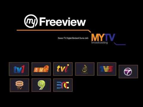 MYTV + NINMEDIA (SIARAN TV PERCUMA SEUMUR HIDUP)