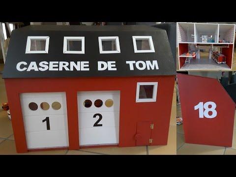 Playmobil custom partie 1 doovi - Caserne de police playmobil ...