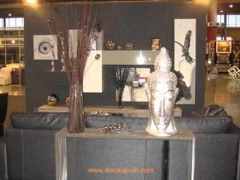 Mueble moderno r stico y cl sico feria del mueble for Feria del mueble de madrid