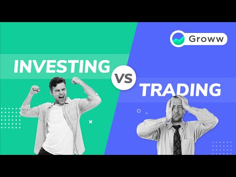 Trading vs Investing: which is better and which gives higher returns?