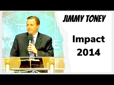 Pastor Jimmy Toney preaching Wednesday Morning  Impact Conference 2014