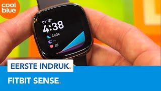 Fitbit Sense - Eerste Indruk
