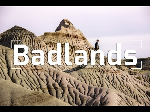 HOW TO DIG FOR DINOSAURS IN THE CANADIAN BADLANDS