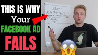 3 Reasons Your Facebook Ads Are NOT Making Money (EXPOSED)