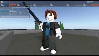 ROBLOX: Bullet Hell - Using broken weapons + Salty legendary!