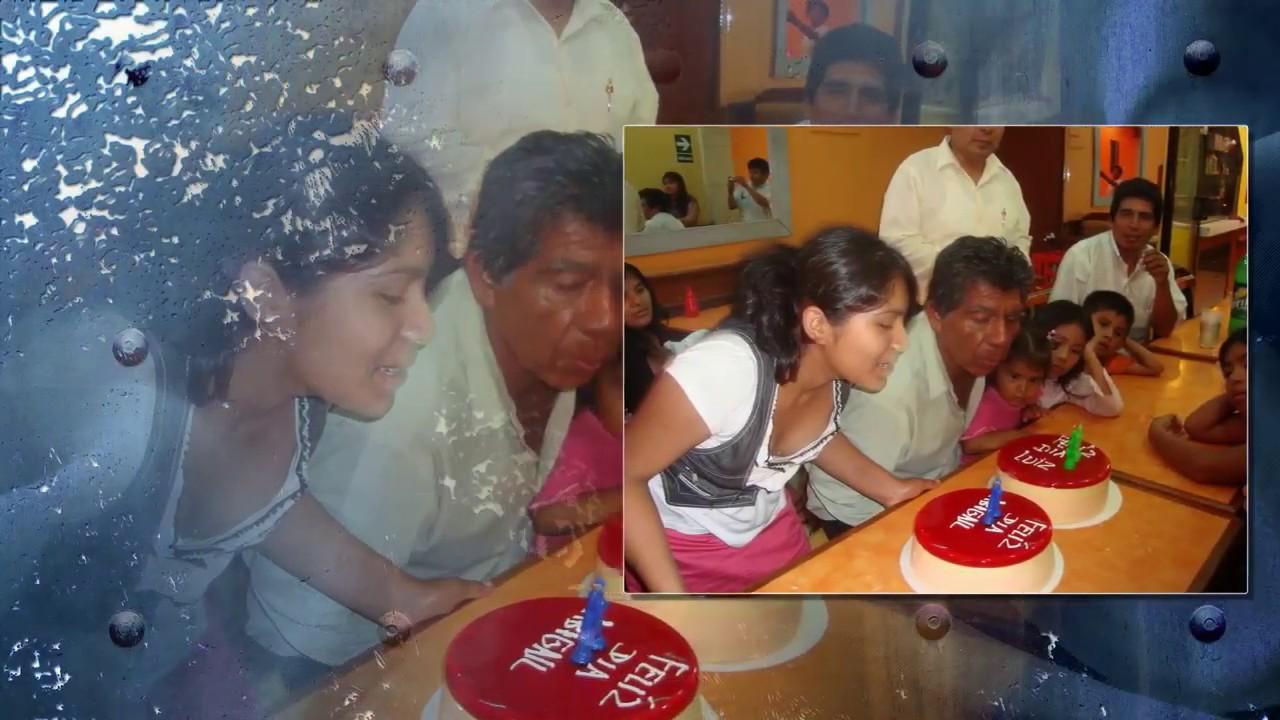 En memoria de  Luis Moquillaza Ch. Papa Lucho