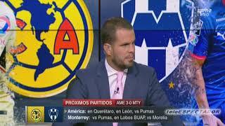 Analisis del AMERICA vs MONTERREY - Jornada 4 Apertura 2018 - Futbol Picante