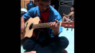 sông đắc krông mùa xuân về-guitar-đỗ thiên