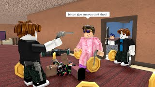 ROBLOX Murder Mystery 2 Funny Moments (COMPILATION #2)