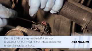 MAP Sensor API D154BJ for Volvo V70 2001 2002 2003 2004 2005 2006