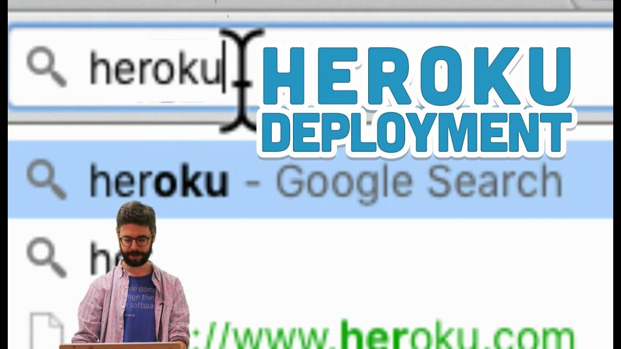 Deploying Node Bot to Heroku | Daniel Shiffman