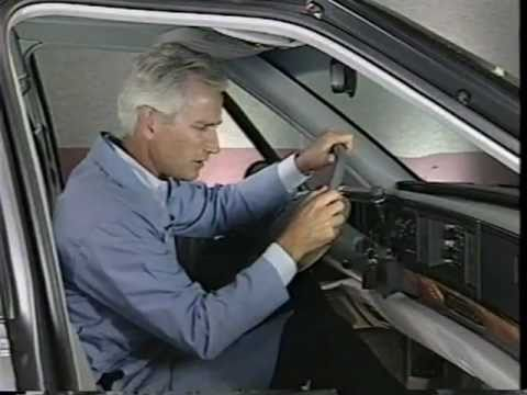 Buick - Radio Noise Diagnostics (1992)