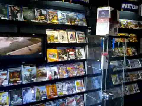 magasin planet gamer jeux video mont de marsan 40000 youtube. Black Bedroom Furniture Sets. Home Design Ideas