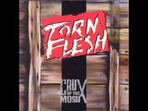Torn Flesh - Crux of The Mosh (Full Album)