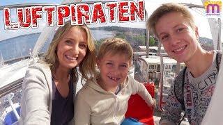 LUFT-Piraten | Wir checken die Piraten-Tage in Eckernförde an der Ostsee | Vlog #121 marieland