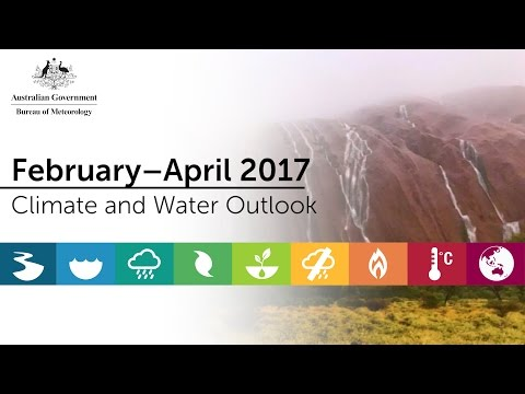 Climate and Water Outlook, February–April 2017
