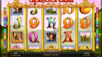 Spinderella Slot - Novomatic Sinderella free game