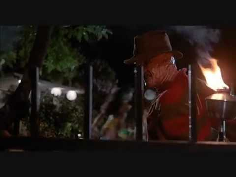 Freddy Krueger - Pool Party Scene - Nightmare on Elm Street 2