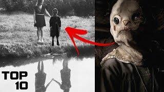 Creepy Imaginary Friend Kid Stories