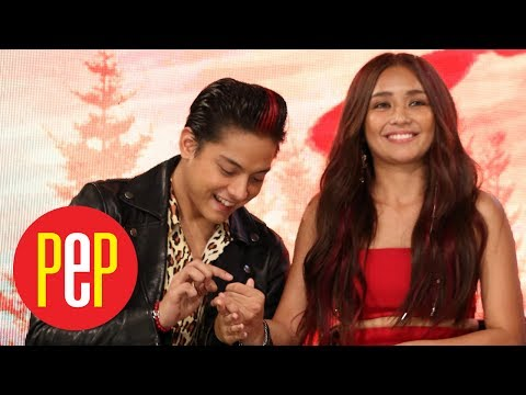 "Watch how Kathryn Bernardo reacted when Daniel Padilla said, ""I'm very proud of her."""