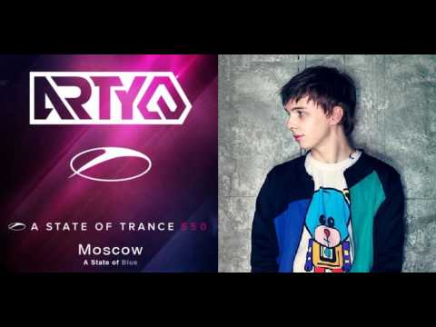 ASOT 550,Arty~Live at Expocenter in Moscow, Russia (07.03.2012)