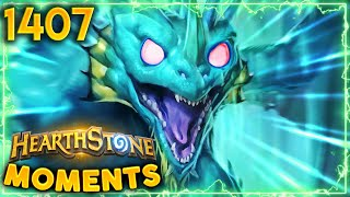 IS 10 SECONDS Enough To Finish Your Turn?! | Hearthstone Daily Moments Ep.1407