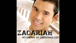 Zacariah - My Grown Up Christmas List