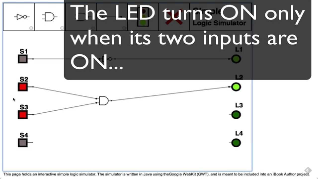 Fancy Logic Circuit Builder Illustration - Wiring Standart ...
