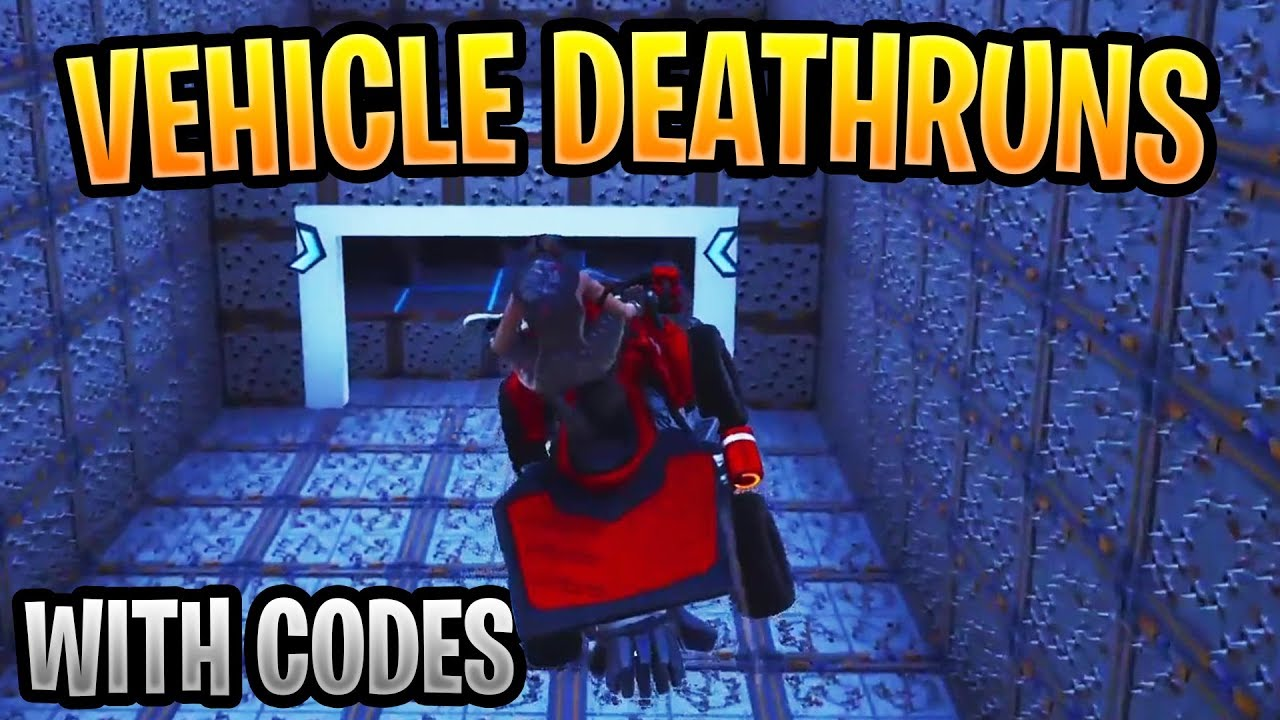 Quad Deathrun & Baller Parkour Maps In Fortnite Creative ...